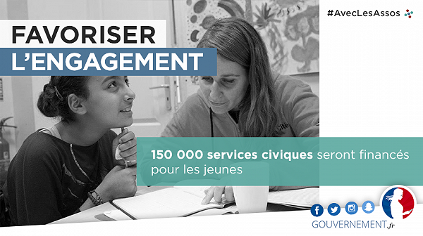 #AvecLesAssoc - Favoriser l'engagement
